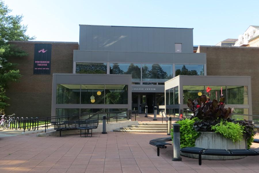 College Center At Vassar College Vc